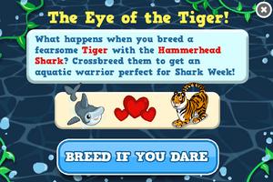 Tiger shark modal