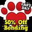 50 off bonding last hud