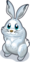 Snowshoe Hare single