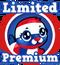 Goal cubby seal patriotic
