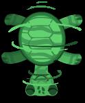 Jade turtle an