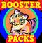 Goal rainbow glow tiger hud