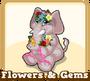 Store flowers & gems
