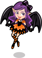 Spooktacular Fairy single