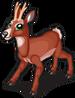 Roe deer single