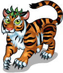 Shere khan static
