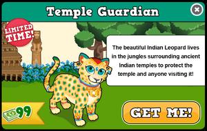Indian leopard modal