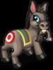 Pin tail donkey single