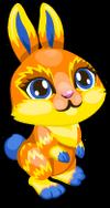 Cubby bunny flashfire single