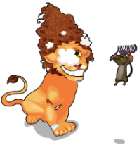 Lion and the mouse an