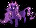 Twilight horse single