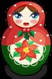 Matryoshka doll single