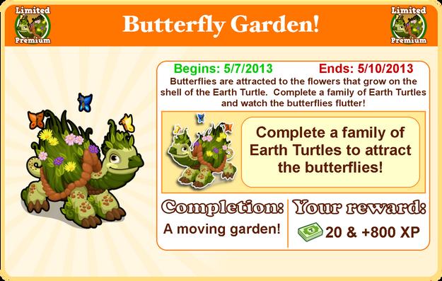 Earth turtle goal modal
