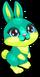 Cubby bunny mint single