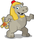 Hippo of tauret an