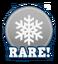 Booster pack snowflake pegasus hud