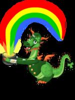Charm dragon an
