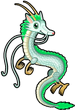Dragon mystic single