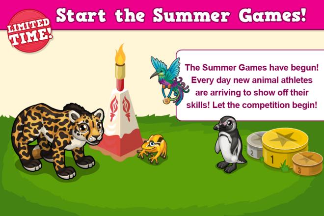 Loading SummerGames