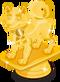 Akita trophy