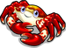 Lightfoot crab single