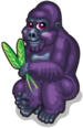 Lowland gorilla single