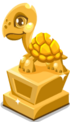 Cubby Turtle Trophy