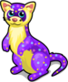 Confetti ferret single