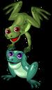 Leap year frog single