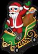 Parade santa claus single