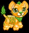 Cubby lion bucks single