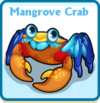 Mangrove crab card