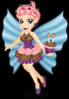 Birthday fairy single