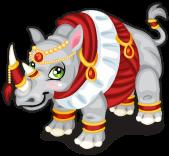 Thai rhino single