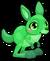 Cubby Kangaroo Green single