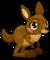 Cubby Kangaroo Common single