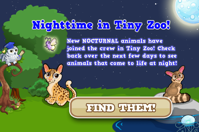 Nocturnal modal