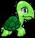 Cubby Turtle Common single