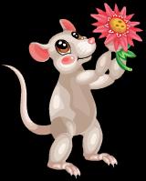 Daisy mouse an