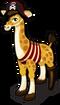 Giraffe as Pirate single