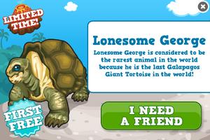 Lonesome george modal