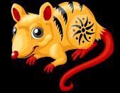 Zodiac rat single
