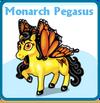 Monarch pegasus card