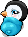 Penguin baby mile1 single