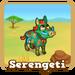 Serengeti banner