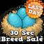 30 second breed last hud