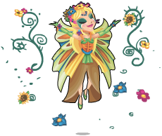 Fairy queen titania an