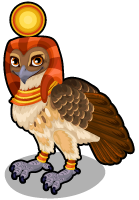 Falcon of ra single