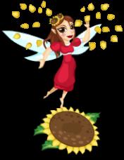 Sunflower fairy an