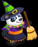 Panda as Witch single